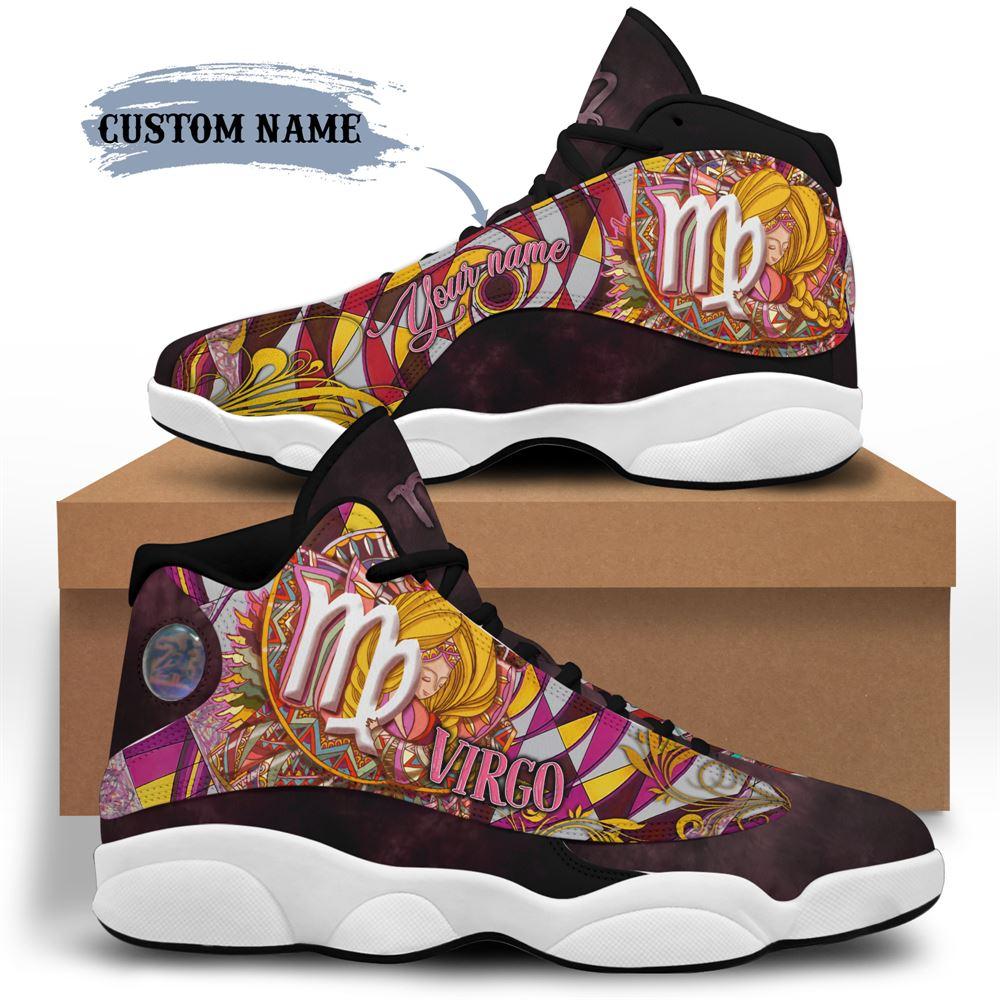 September Birthday Air Jordan 13 September Shoes Personalized Sneakers Sport V034