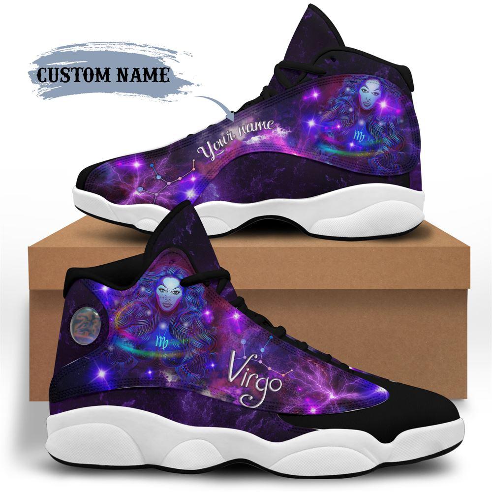 September Birthday Air Jordan 13 September Shoes Personalized Sneakers Sport V035