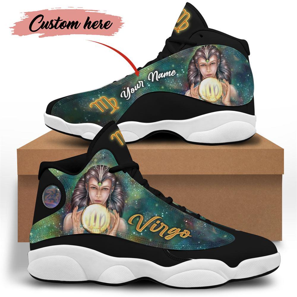 September Birthday Air Jordan 13 September Shoes Personalized Sneakers Sport V036
