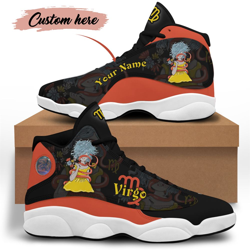 September Birthday Air Jordan 13 September Shoes Personalized Sneakers Sport V037