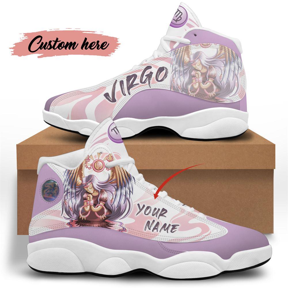 September Birthday Air Jordan 13 September Shoes Personalized Sneakers Sport V038