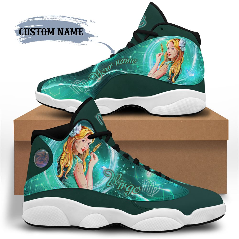 September Birthday Air Jordan 13 September Shoes Personalized Sneakers Sport V039