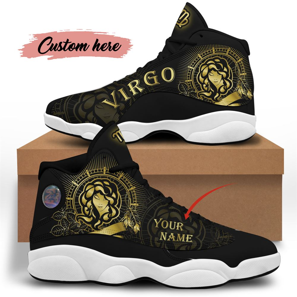 September Birthday Air Jordan 13 September Shoes Personalized Sneakers Sport V043