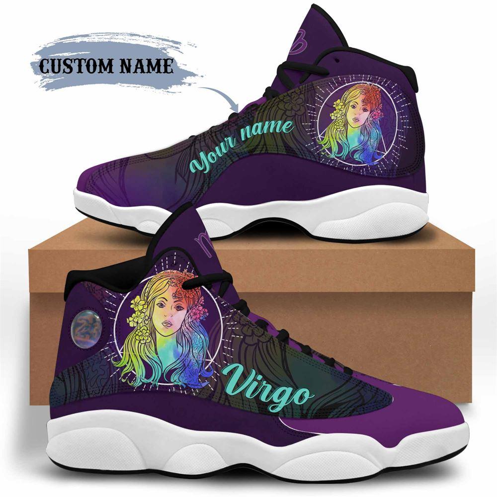 September Birthday Air Jordan 13 September Shoes Personalized Sneakers Sport V044
