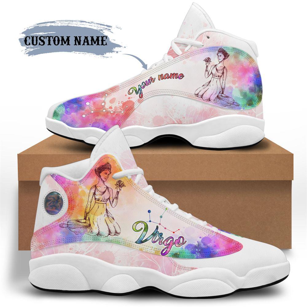 September Birthday Air Jordan 13 September Shoes Personalized Sneakers Sport V048