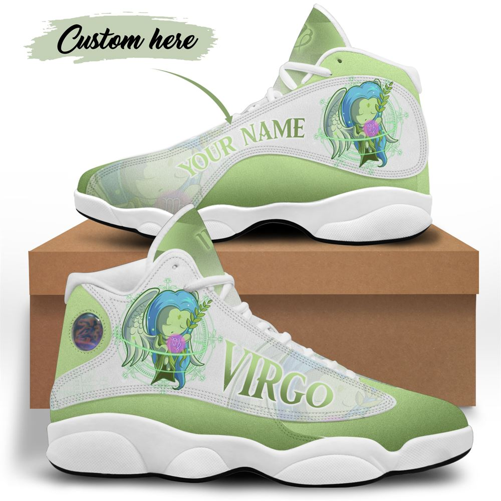 September Birthday Air Jordan 13 September Shoes Personalized Sneakers Sport V049