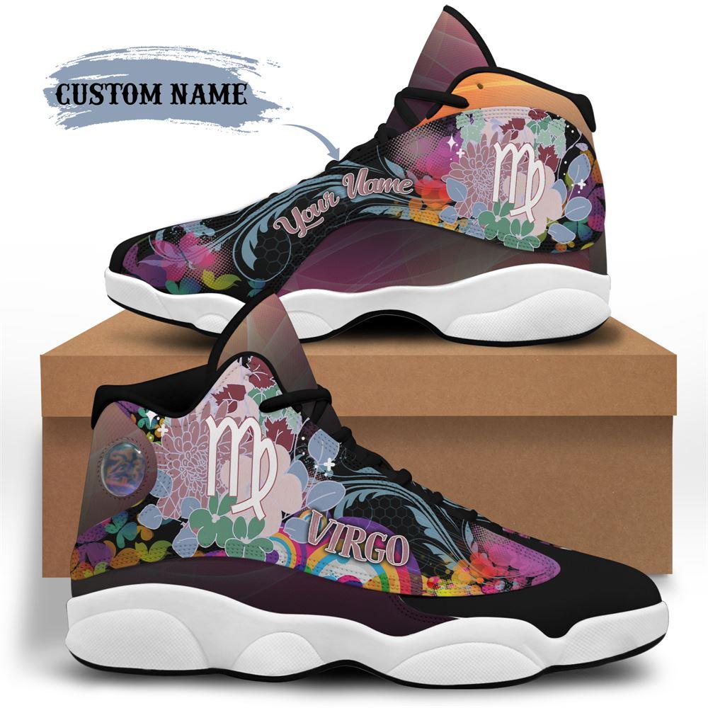 September Birthday Air Jordan 13 September Shoes Personalized Sneakers Sport V050