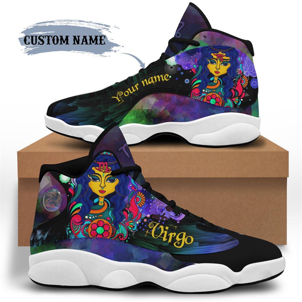 September Birthday Air Jordan 13 September Shoes Personalized Sneakers Sport V051