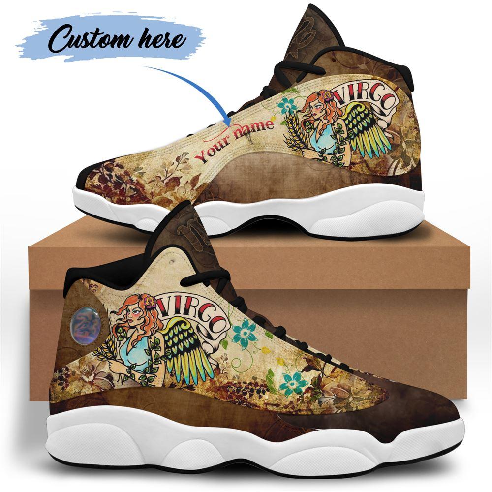 September Birthday Air Jordan 13 September Shoes Personalized Sneakers Sport V052