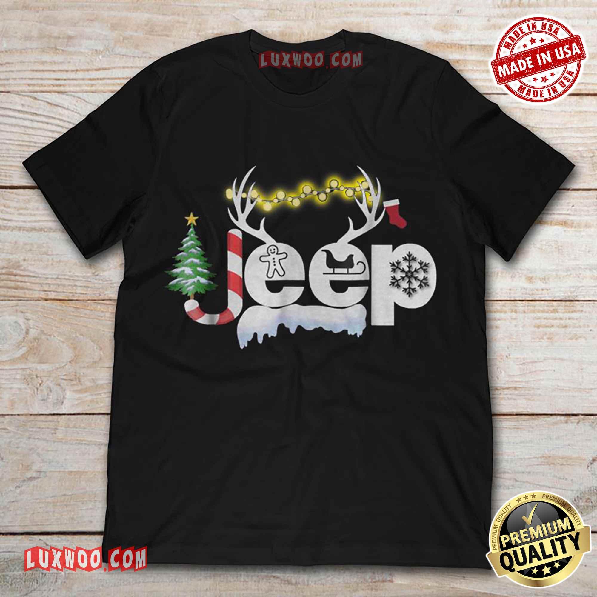 Jeep Deer Tshirt