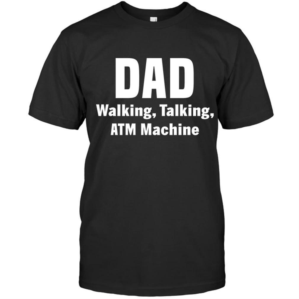 Family - Dad Walking Talking Atm Machine Size Up To 5xl