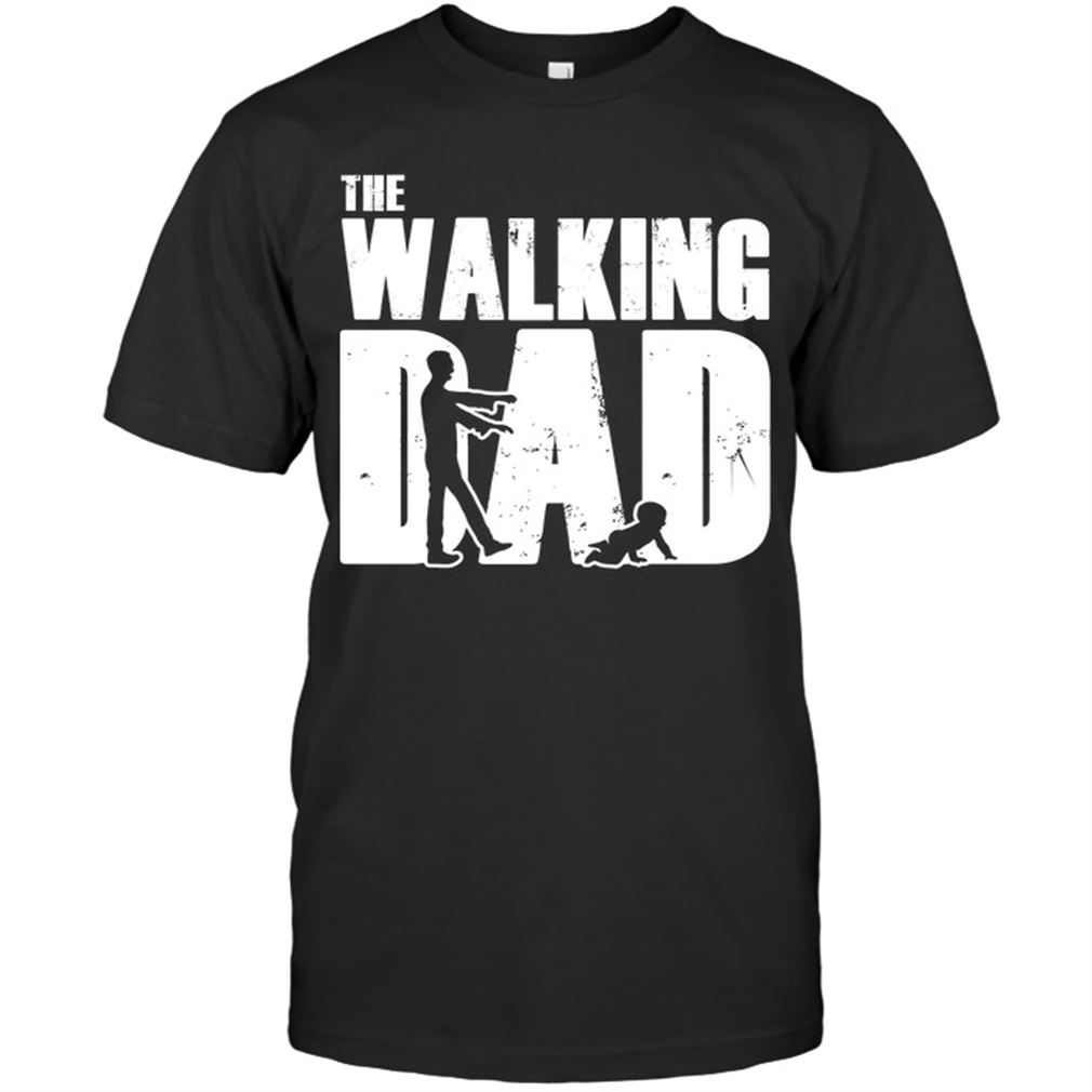 The Walking Dad Plus Size Up To 5xl