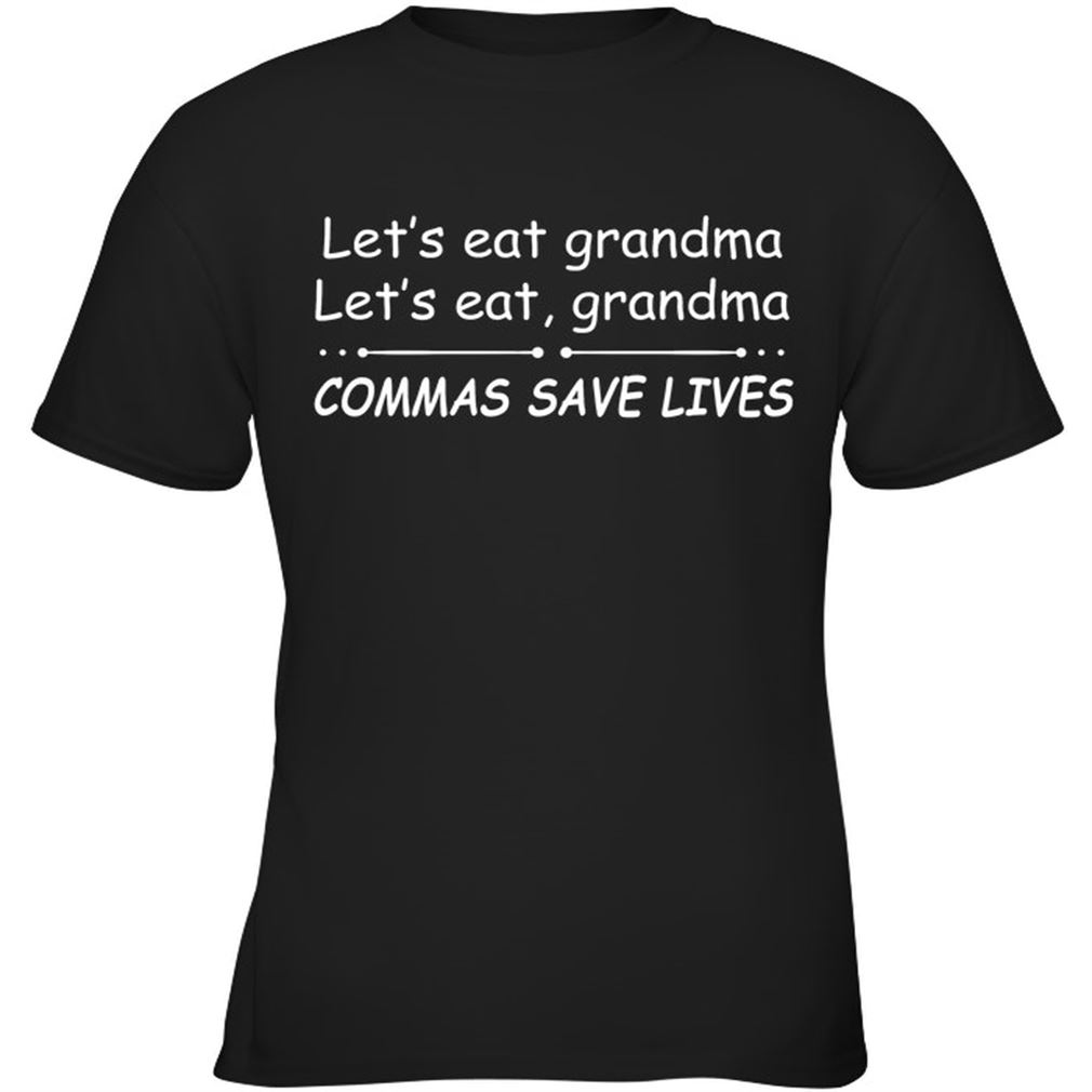 Family - Lets Eat Grandma Commes Save Lives Size Up To 5xl