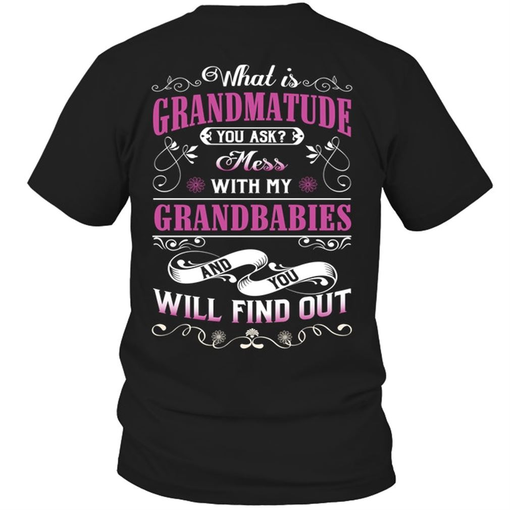 Family - What Is Grandmatude Size Up To 5xl