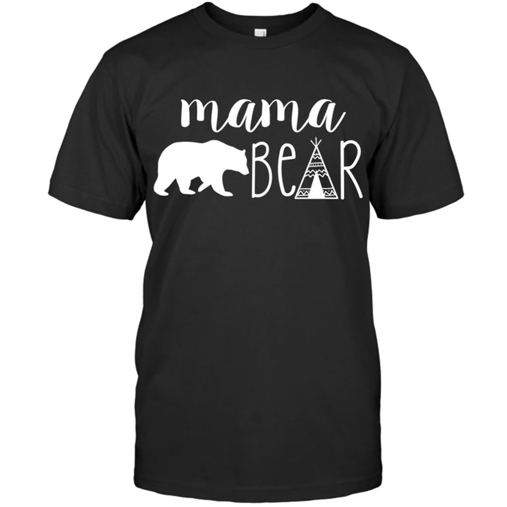 Family - Mama Bear Plus Size Up To 5xl
