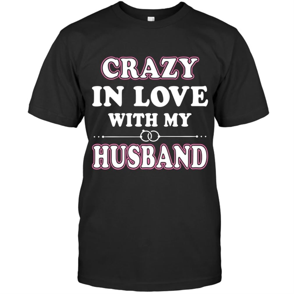 Family - Crazy In Love With My Husband Size Up To 5xl