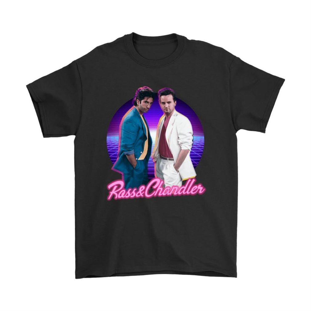 Ross Chandler Friends Retro Shirts Full Size Up To 5xl