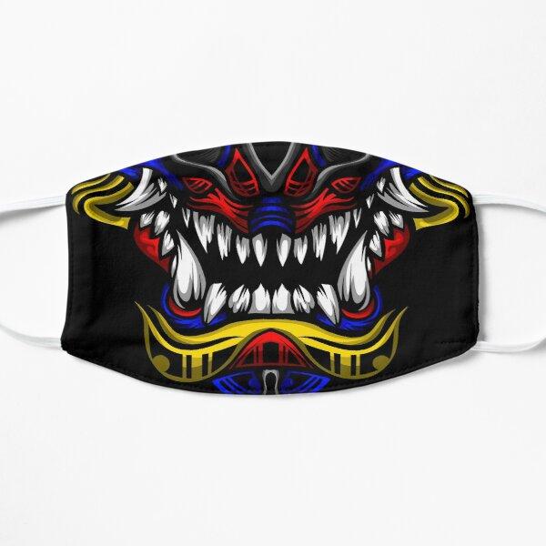 Halloween Oni Face Mask 2020