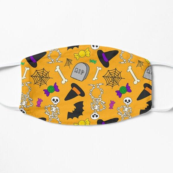 Halloween Pattern Mask Custom