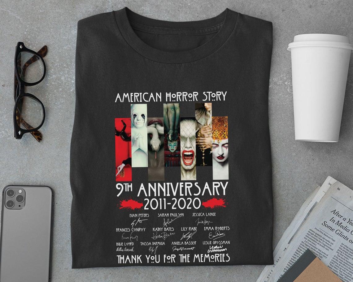 9th Anniversary American Horror Story Shirt