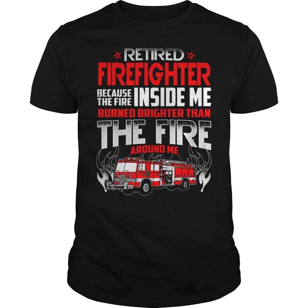 Firefighter - Fire - Firefighting - Shirts Sport Grey Size Up To 5xl