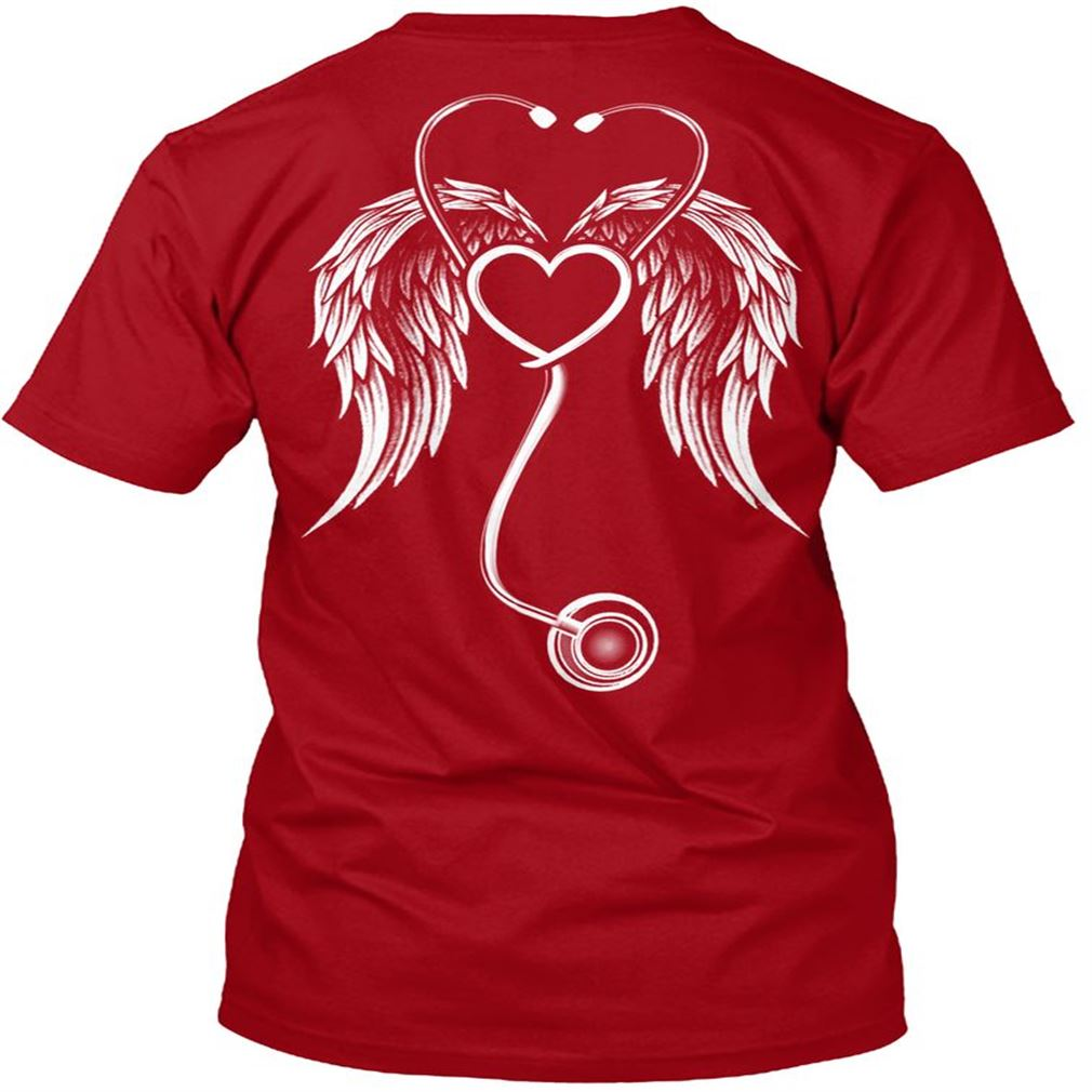 Nurse Wings Plus Size Up To 5xl