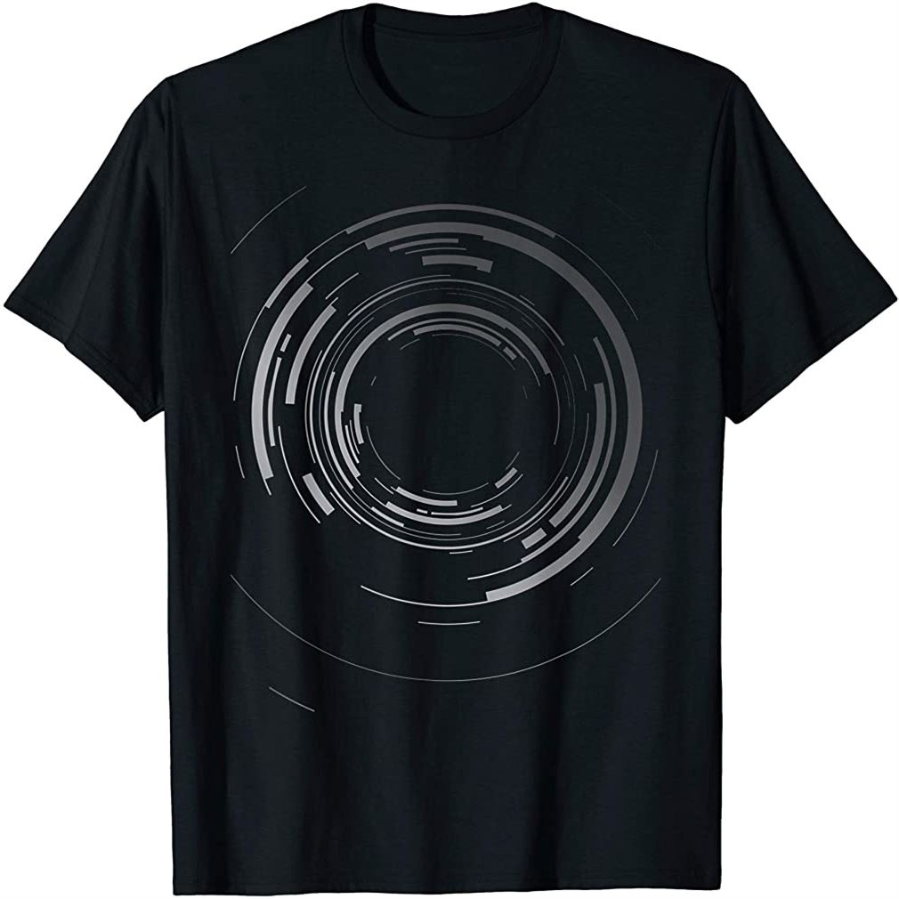 Abstract Lens Photograph Tee Photographer Gift T-shirt Size Up To 5xl