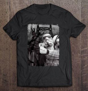 Darth Vader And Stormtrooper Selfie Jurassic Park Version Size Up To 5xl Plus Size Up To 5xl