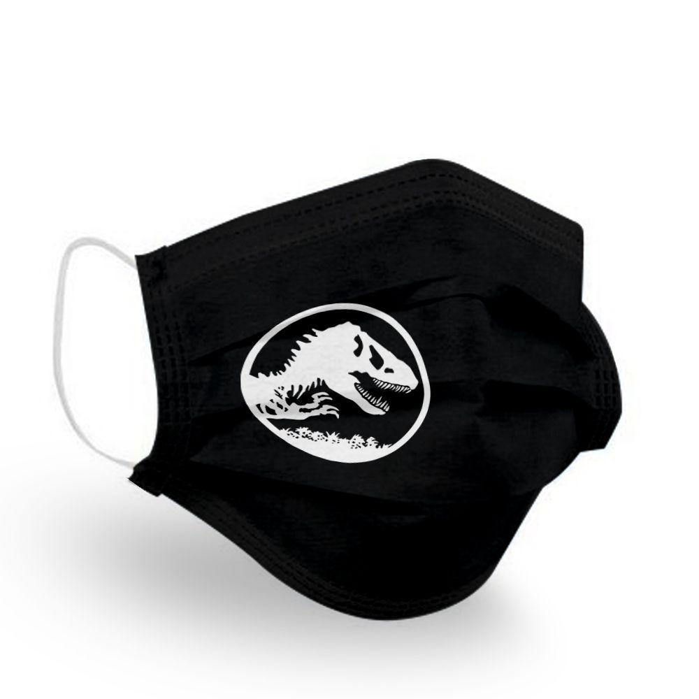 Jurassic Mask - Jurassic World 3 Dinosaurus T Rex