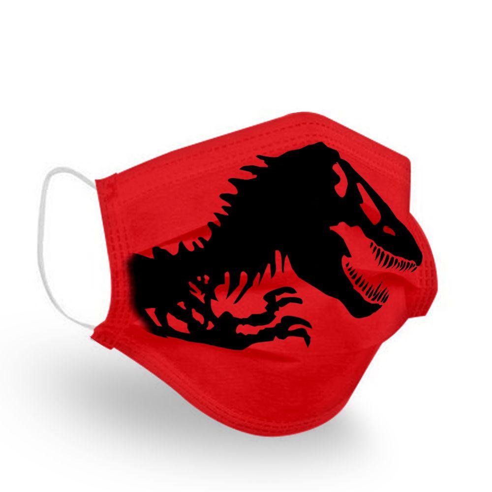 Jurassic Mask - Jurassic World 2 Dinosaurus T Rex