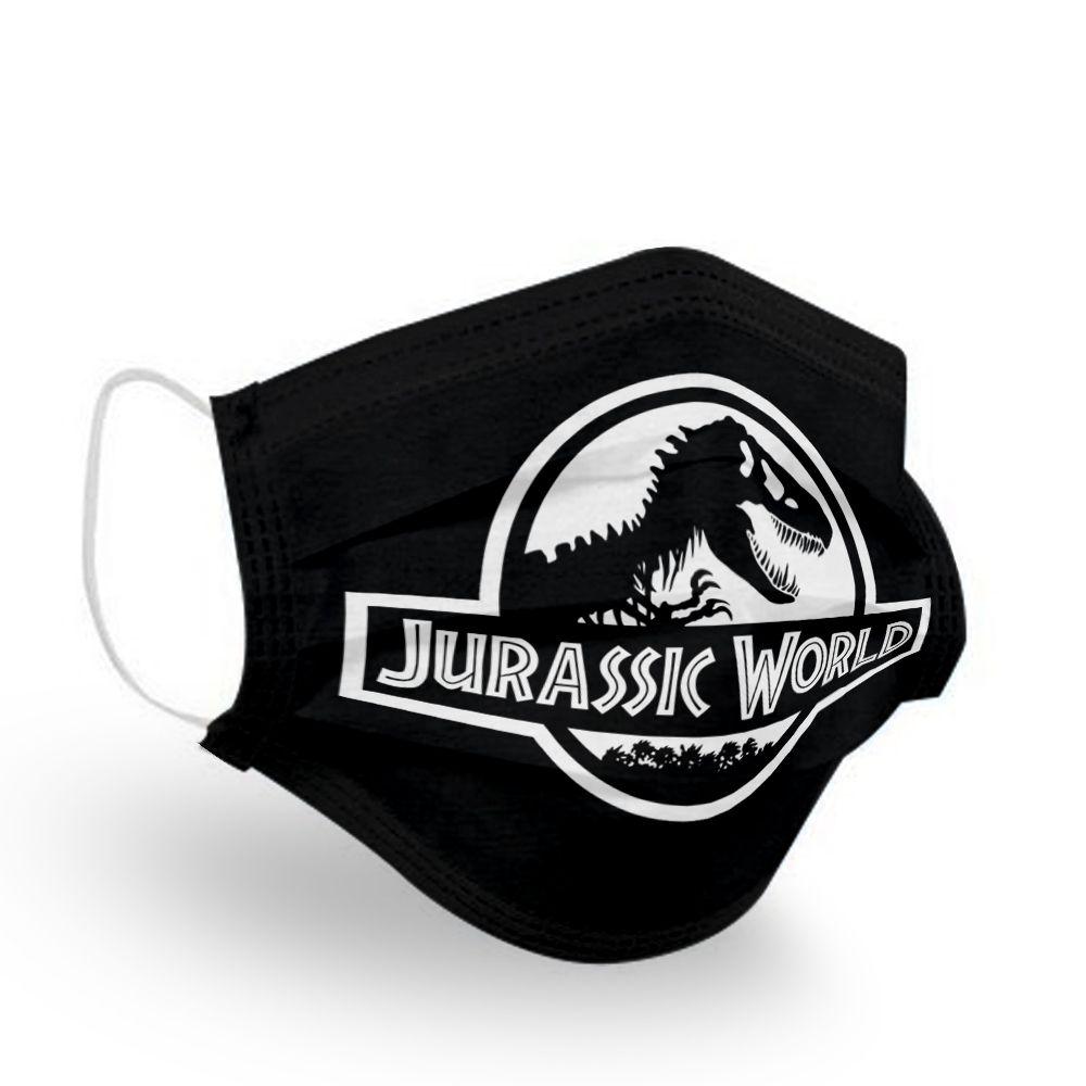 Jurassic Mask - Jurassic Park Dinosaurus T Rex