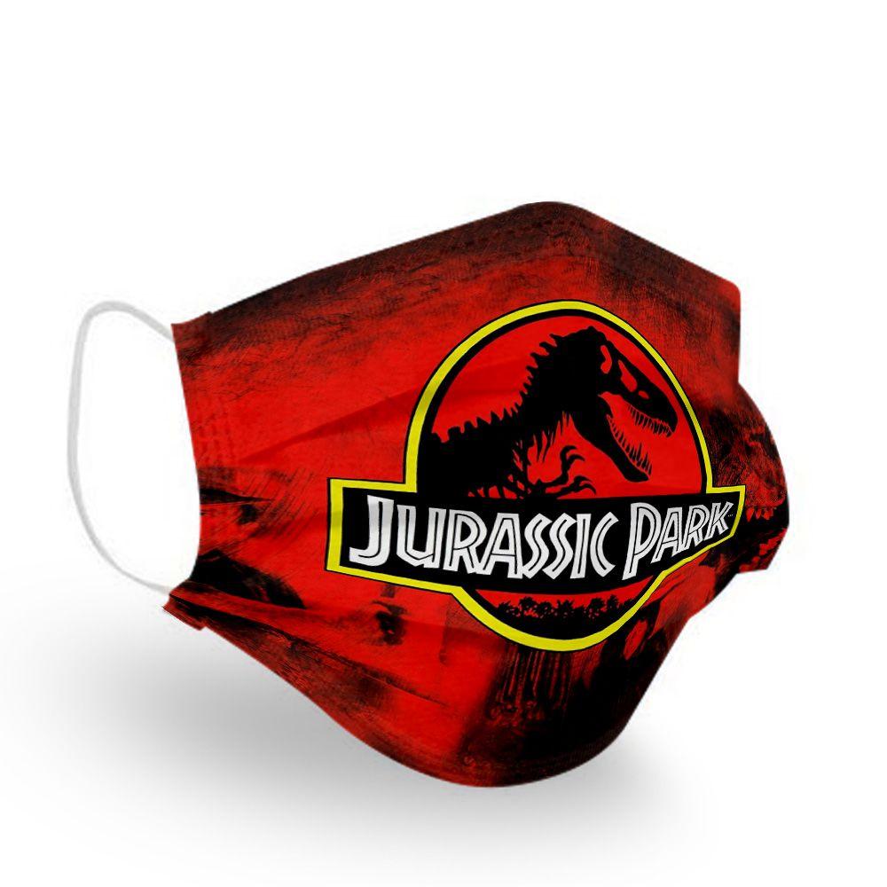 Jurassic Mask - Jurassic Park 2 Dinosaurus T Rex