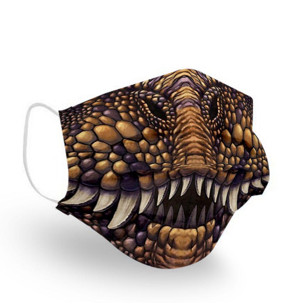 Jurassic Park 3 Dinosaurus T Rex Jurassic Park Mask Full Size