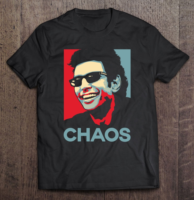 Ian Malcolm Chaos Plus Size Up To 5xl