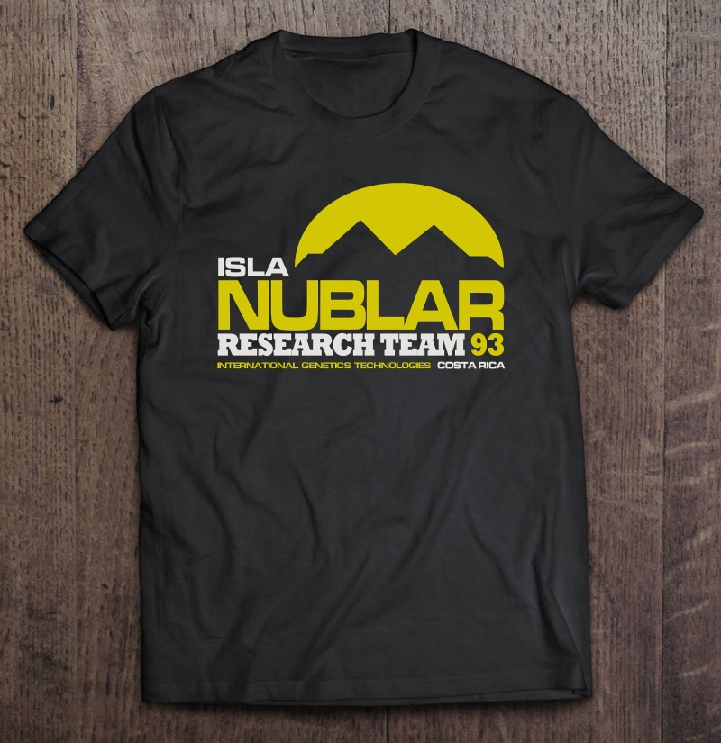 Isla Nublar Research Facility Size Up To 5xl Size Up To 5xl