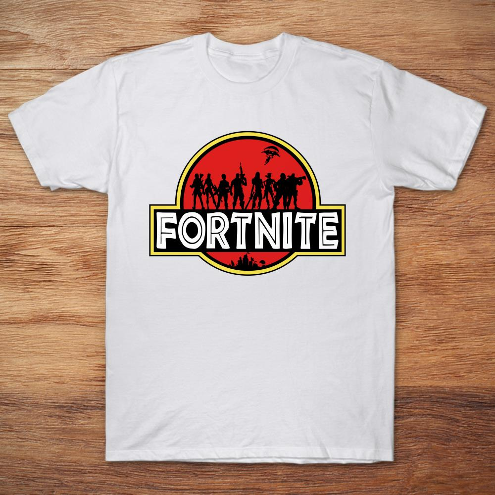 Jurassic Park Fortnite Plus Size Up To 5xl