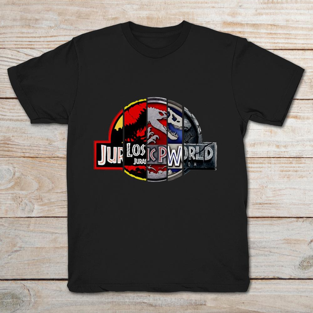 Jurassic Park Lost Jurassic World Plus Size Up To 5xl Plus Size Up To 5xl