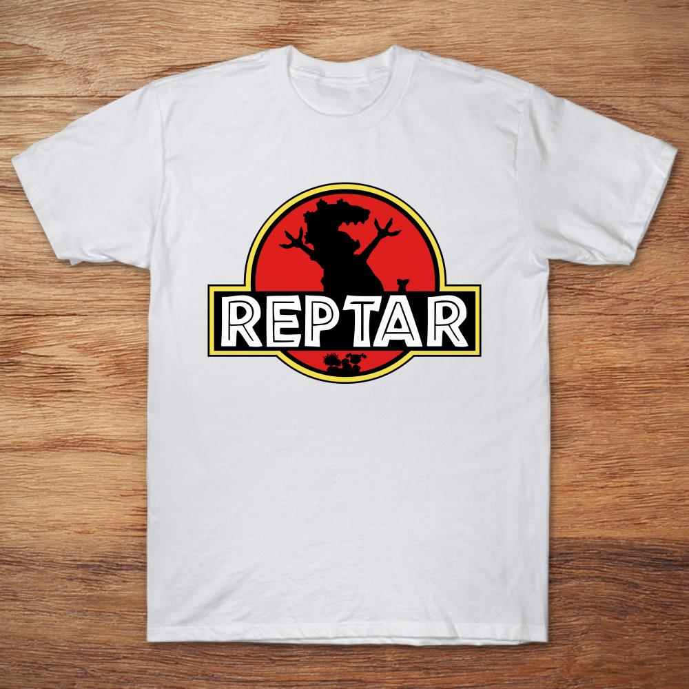 Jurassic Park Reptar Full Size Up To 5xl Size Up To 5xl