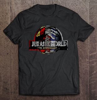 Jurassic World 25th Anniversary Size Up To 5xl Plus Size Up To 5xl