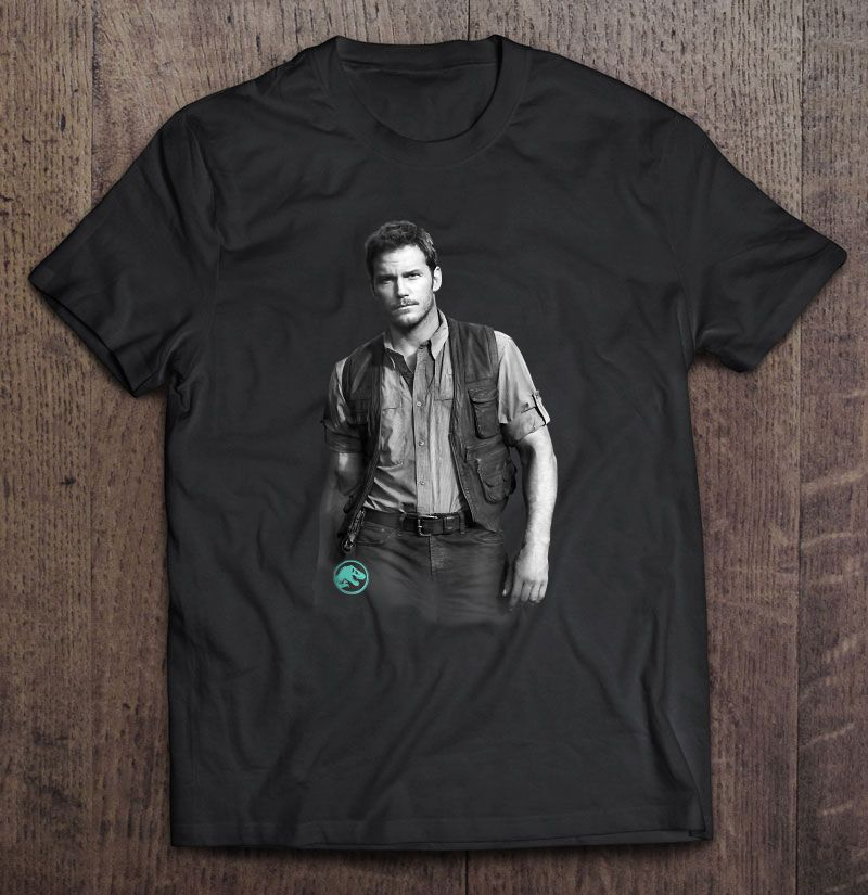 Jurassic World Chris Pratt Size Up To 5xl Size Up To 5xl