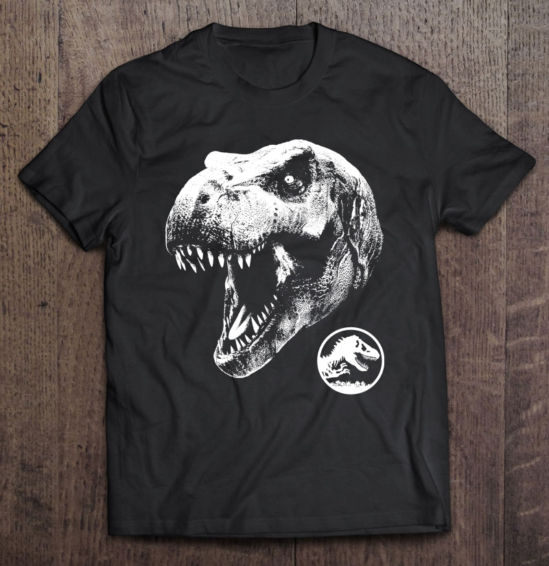 Jurassic World Dinosaur Skull Plus Size Up To 5xl Plus Size Up To 5xl
