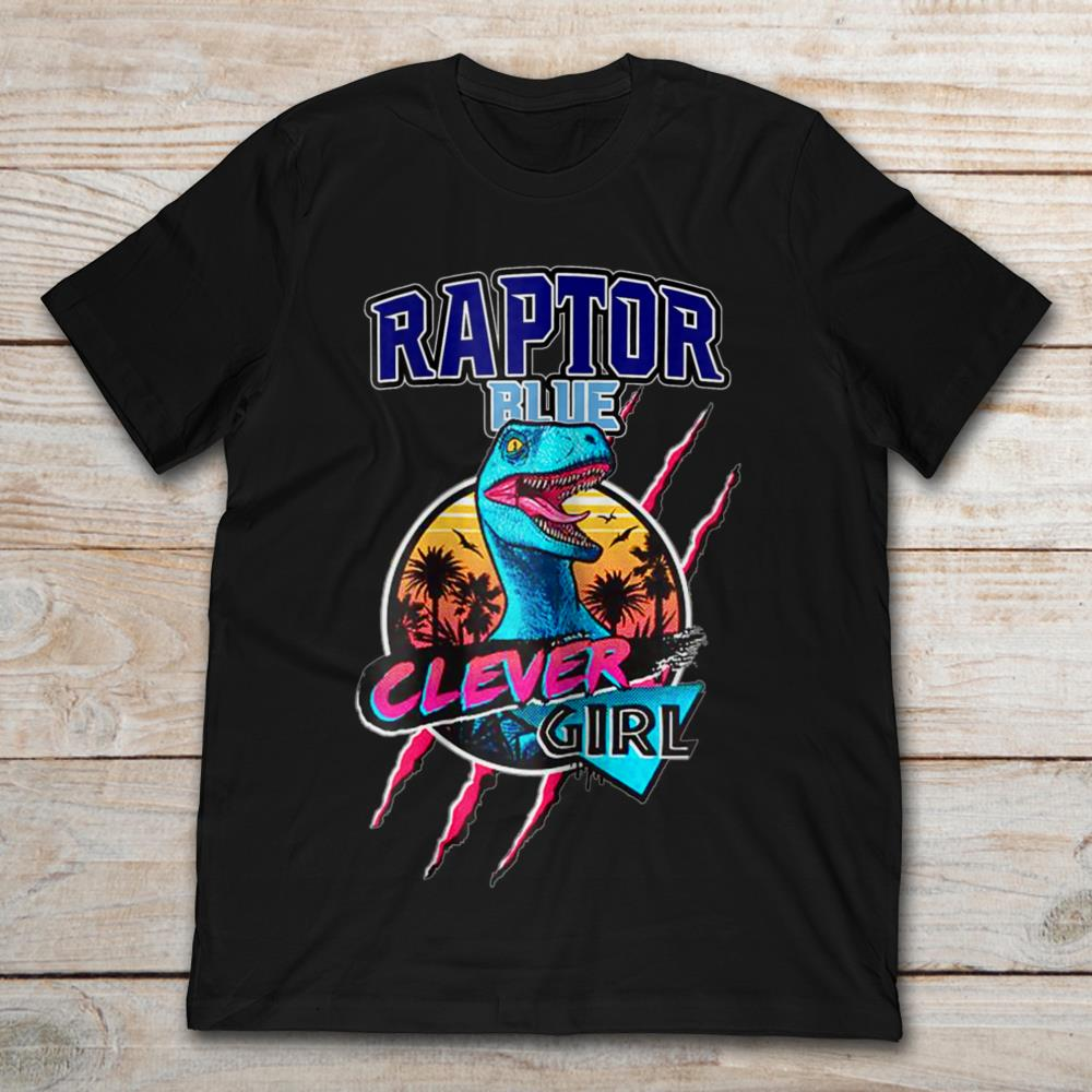 Raptor Blue Clever Girl Jurassic Park Iii Size Up To 5xl Size Up To 5xl