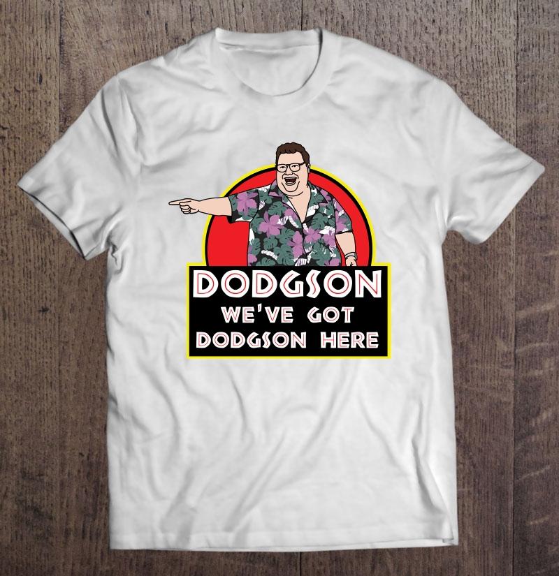 Weve Got Dodgson Here Plus Size Up To 5xl