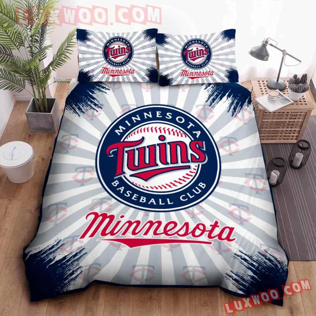 Mlb Milwaukee Brewers 3d Quilt Bedding Set V3