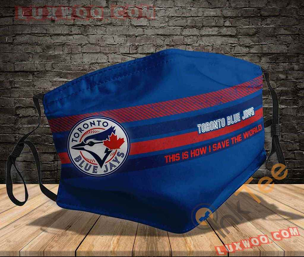 Mlb Toronto Blue Jays 3d Face Mask V2