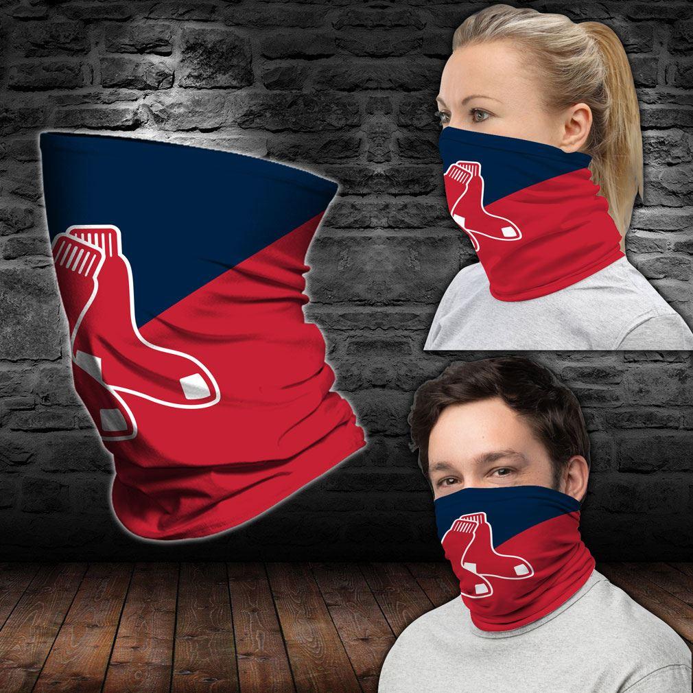 Boston Red Sox Mlb Sport Neck Gaiter Bandana