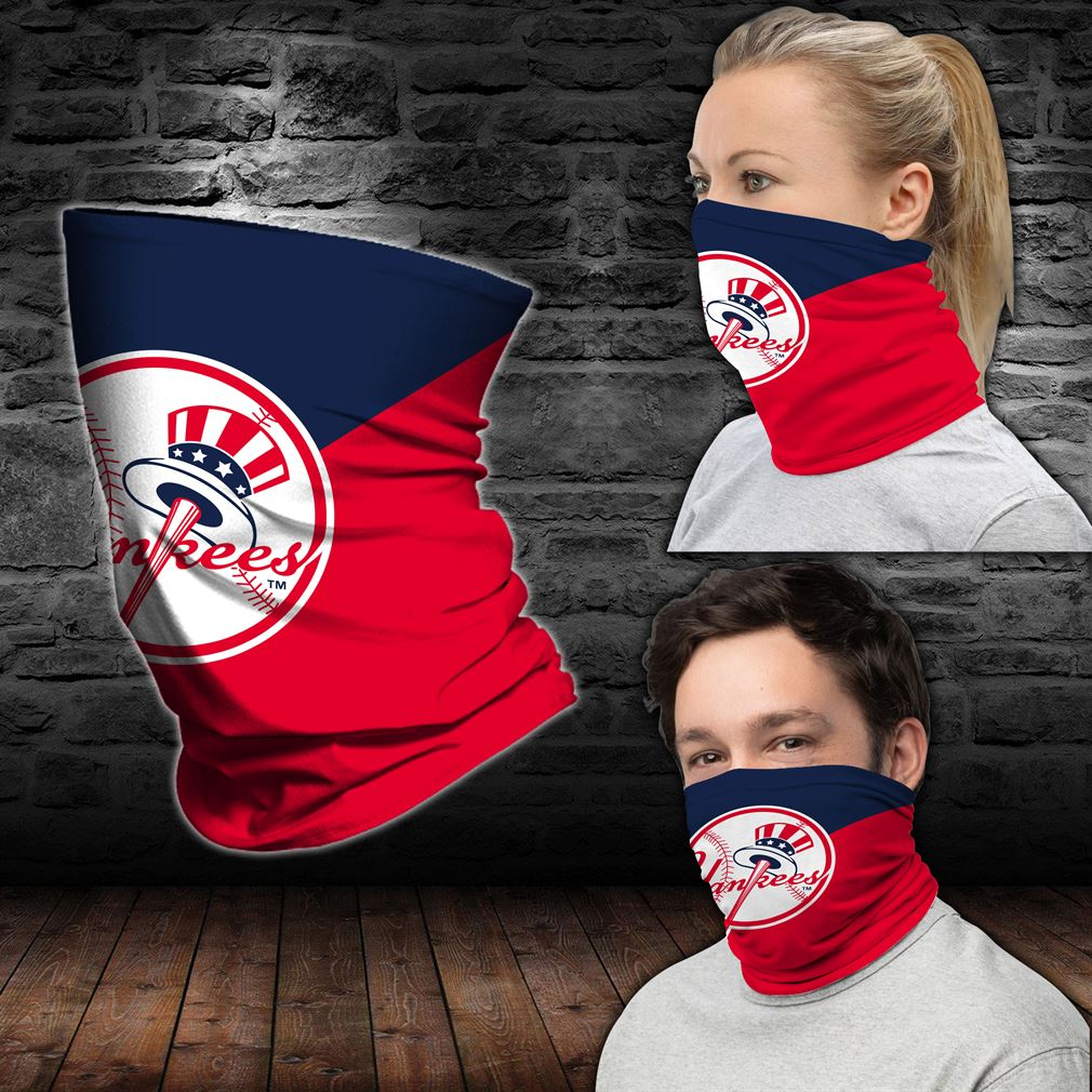 New York Yankees Mlb Sport Neck Gaiter Bandana