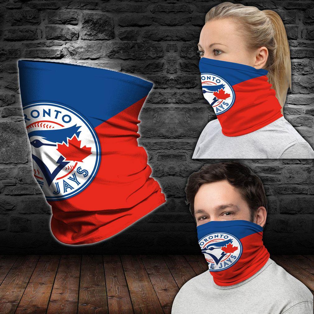 Toronto Blue Jays Mlb Sport Neck Gaiter Bandana