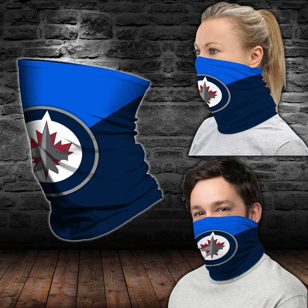 Winnipeg Jets Nhl Sport Neck Gaiter Bandana