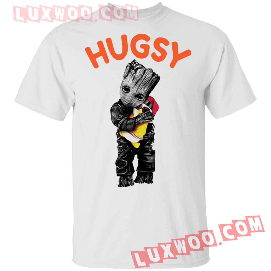 Baby Groot Hug Hugsy Shirt